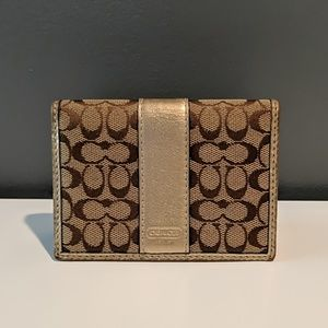 Coach Bifold Wallet
